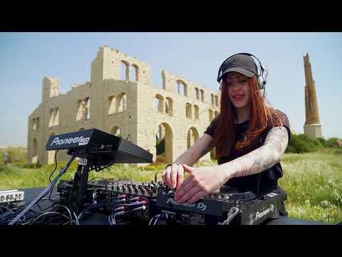 SSSN Sicily - Techno From Sicily Ep.2 - Dj Ingrid