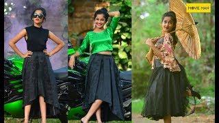 Anikha Surendran Latest Photoshoot Making  Video Full HD