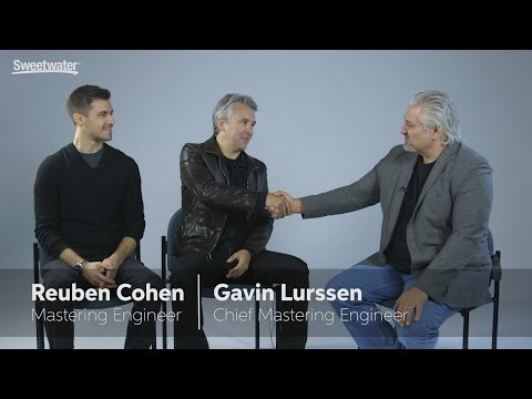 Gavin Lurssen and Reuben Cohen Interview by Sweetwater