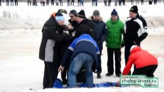 Пилот Гольцова Наталья перевернулась во время заезда на Гонке Салавата