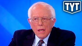 Bernie's Revolution Is TERRIFYING The Establishment
