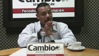 Entrevista al Director del Coepredv Alberto Hernández Ramírez