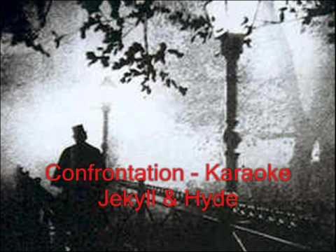 Confrontation ~ Jekyll & Hyde ~ Karaoke