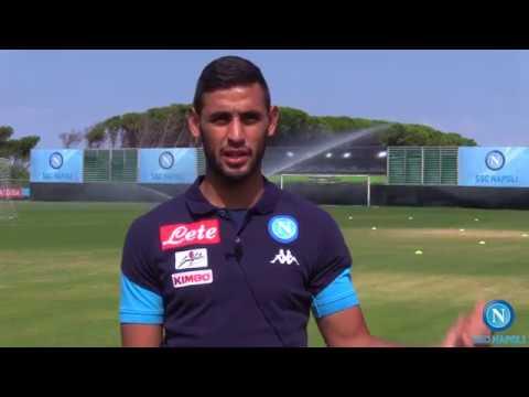 Primo gol in maglia azzurra: il racconto di Faouzi Ghoulam