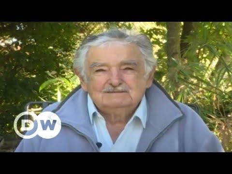 """Mujica sobre a Venezuela: """"Por favor, Europa, não fique surda"""""""