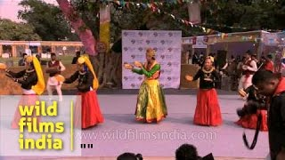 Maruni Dance by Nepalese from Sikkim North East Fest