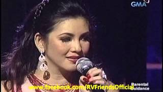 Regine Velasquez - What Kind Of Fool Am I [Twenty Concert]