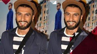 Ranveer Singh Avoids Questions On 'Padmavati' | Bollywood News