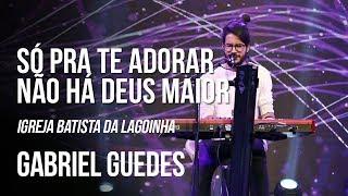 Baixar Jesus em Tua presença / Não há Deus maior - Gabriel Guedes (AO VIVO - Lagoinha)