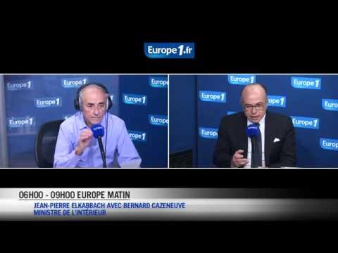 """Bernard Cazeneuve : """"Je souhaite être le ministre de l'apaisement"""""""