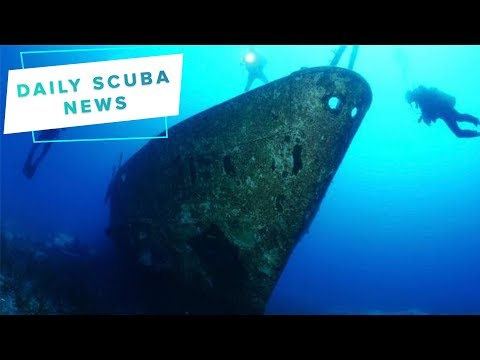 Daily Scuba News - Eight 'new' Wrecks Opened To Divers In Malta