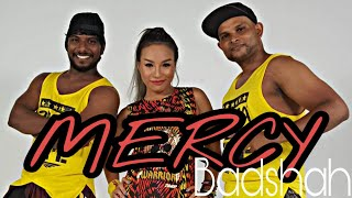 ZUMBA FITNESS   MERCY - BADSHAH   MICHELLE VO   Dance Workout   BOLLYWOOD