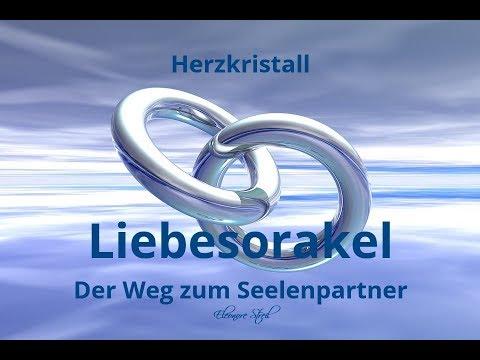 Herzkristall  Liebesorakel – Finde Deinen Seelenpartner!