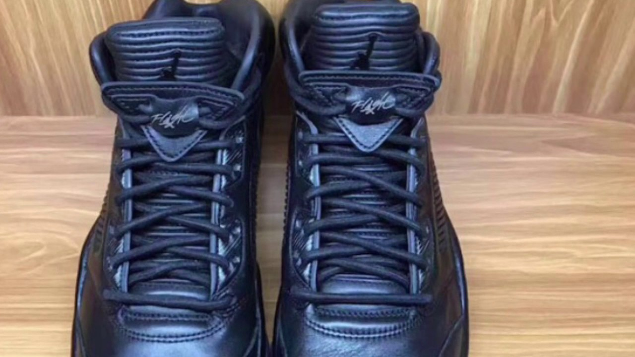 designer fashion d4afa 10856 Air Jordan 5 Premium Triple Black (Quick First Look)