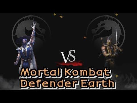 🔴 LIVE - MORTAL KOMBAT DEFENDER EARTH 3.2 EXPERTS! VAMOS MITAR - part 2