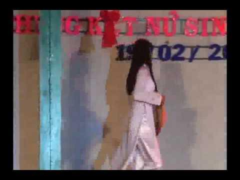Chung kết nữ sinh thanh lịch trường THPT Phạm Phú Thứ   Điện Trung   Điện Bàn   Quảng Nam 3