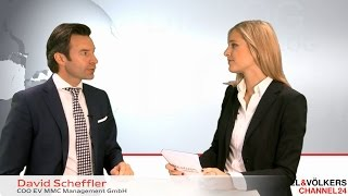 Market Center Rom: Video-Interview mit David Scheffler