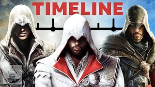 The Complete Ezio Auditore Timeline (Assassin's Creed) | The Leaderboard