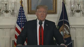 President Trump offers Dreamers protection for border wall deal: full speech on January 19, 2019