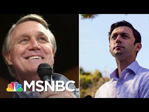Georgia Sen. Perdue Will Not Participate In Televised Debate Ahead of Senate Runoff | MSNBC