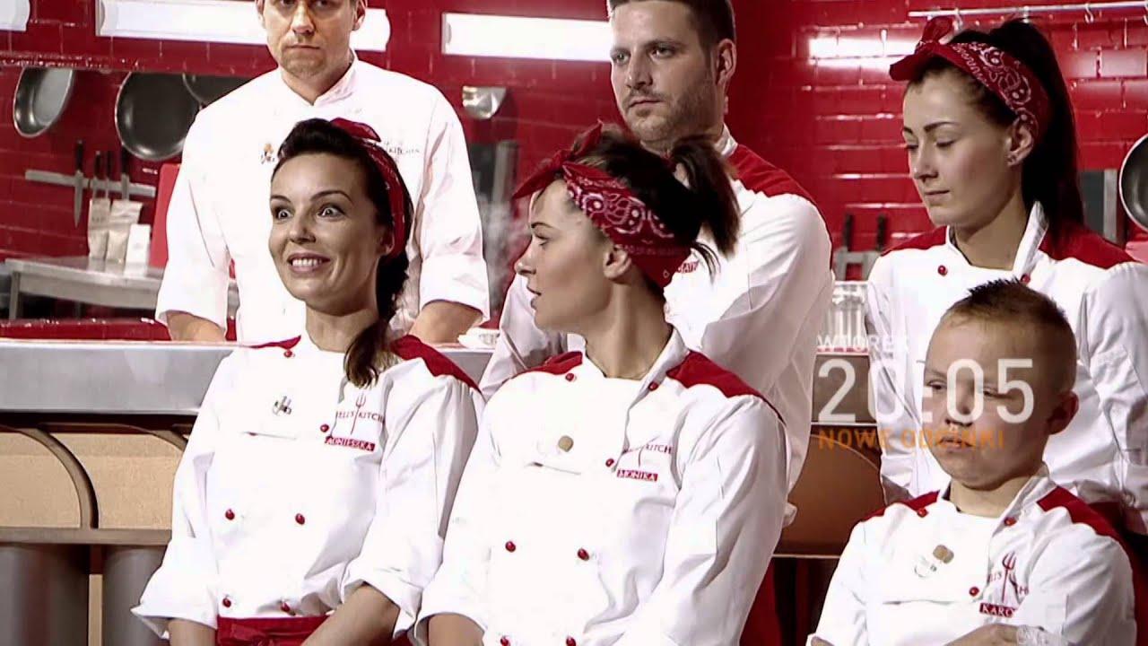 Hells Kitchen Agnieszka Wlodarczyk I Mikolaj Krawczyk