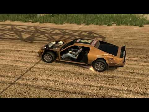 flatout 3 : race with replay 11 with my car of splitter