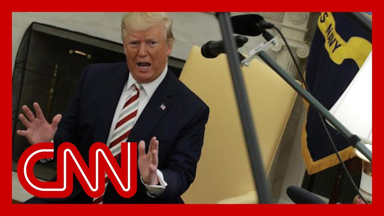 CNN:Trump says Jews disloyal if they vote for Democrats
