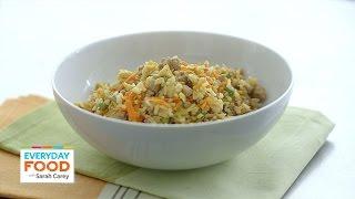 Homemade Pork Fried Rice - Everyday Food With Sarah Carey