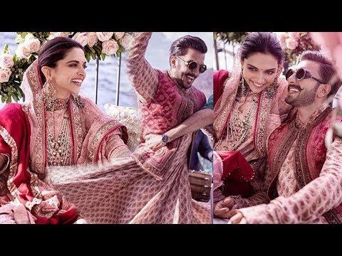 Ranveer Singh Deepika Padukone BREATHTAKING NEW Italy WEDDING Pictures