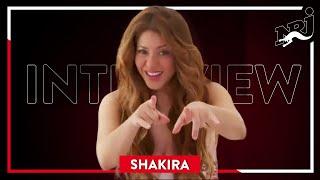 Shakira revient sur le moment le plus dur de sa carrière - #interview #nrj