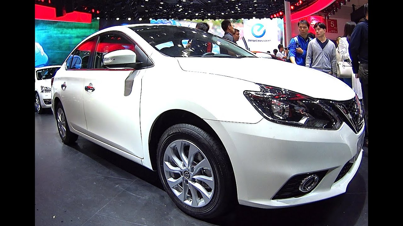 2016, 2017 Nissan Sylphy, New facelift Nissan Sylphy 2016 ...