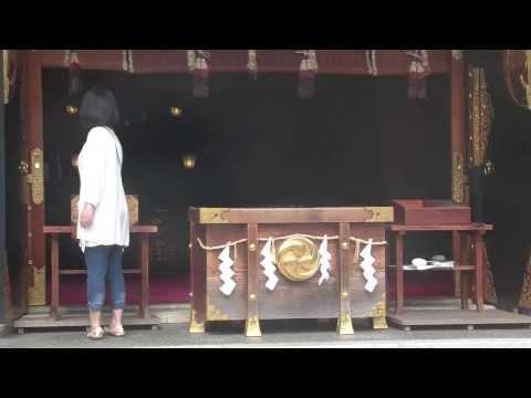 Tempio Shintoista a Minato Ku