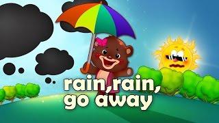 Rain Rain Go Away | Nhạc Thiếu Nhi Sôi Động | Học Tiếng Anh Qua Bài Hát ♫ ♫