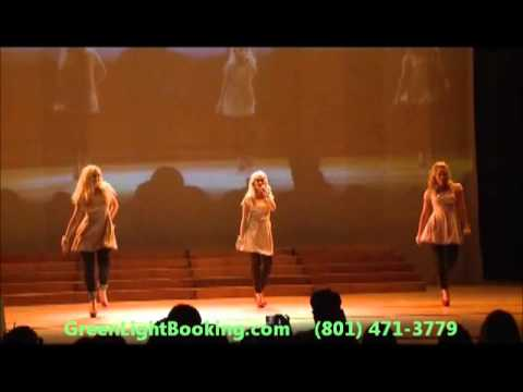 Pink Stilettos Perform Live - Little White Lies & Dream Girl Mp3