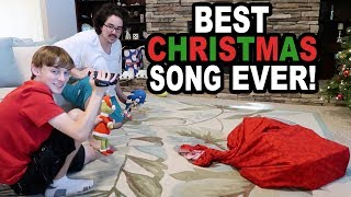 THE SML NEW CHRISTMAS SONG BTS!!
