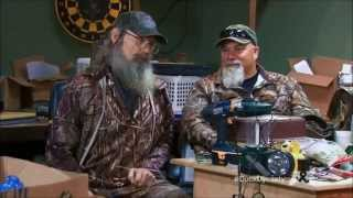 "Uncle Si Robertson ""ICY STARE"" HILARIOUS DUCK DYNASTY ( 720P HD )"