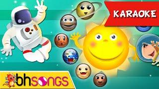Ring a Ring of Roses karaoke song lyrics | Nursery Rhymes TV | Ultra HD 4K Music Video