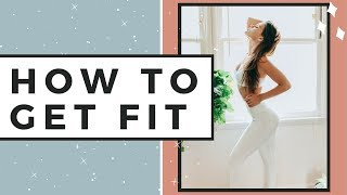 Here are 7 simple and healthy ways to stay fit! these practices will help you become the best version of yourself. creating habits t...