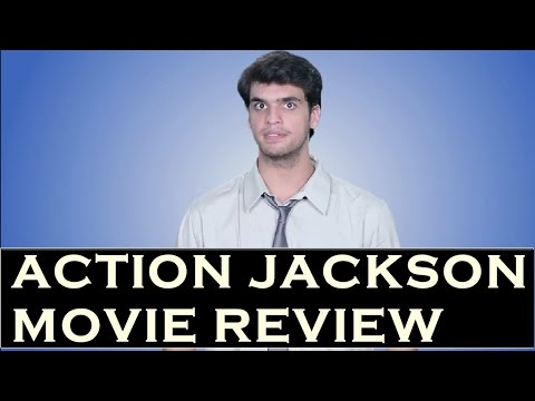 Action Jackson Movie Review | Ajay Devgan, Sonakshi Sinha, Yami Gautam, Prabhu Deva