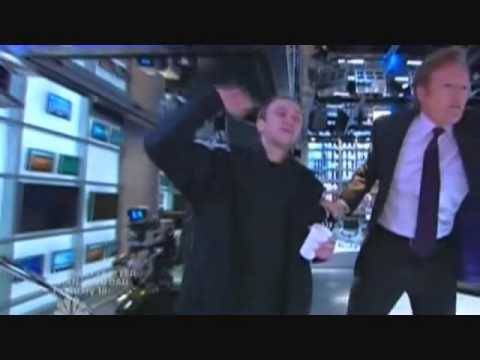 "Conan Travels - ""GE Building Tour"" - 2/7/08"
