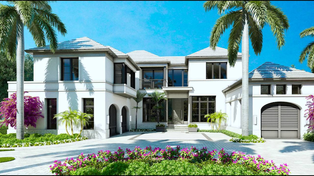 Awesome Port Royal: New Luxury Homes Naples   YouTube