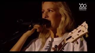 Ellie Goulding -Devotion (Positivus festival 2017 live)