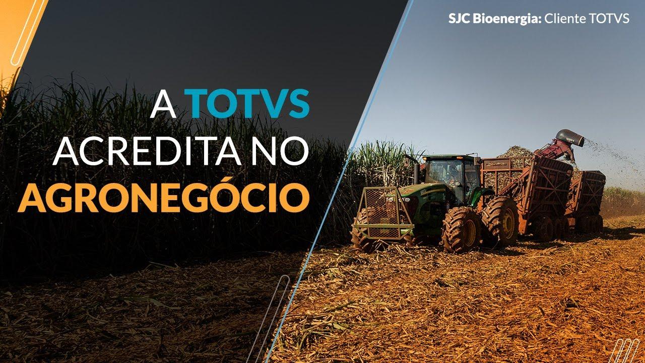 A TOTVS e seu impacto no agronegócio brasileiro - YouTube