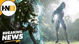 THE PREDATOR New Looks at Ultimate Predator Spoilers REVEALED
