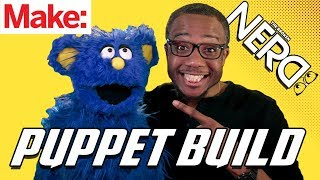How to Make a Puppet (featuring The Broken Nerd)