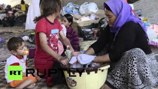 Iraq: These Yazidis who fled IS are living under a bridge now