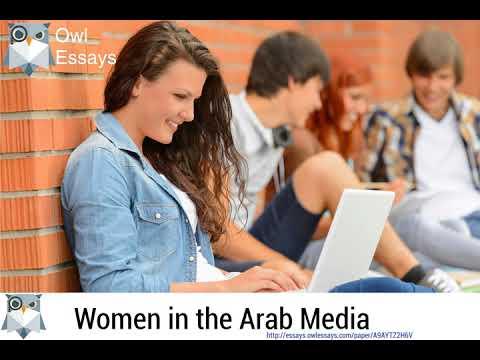 Women in the Arab Media - A9AYTZ2H6V