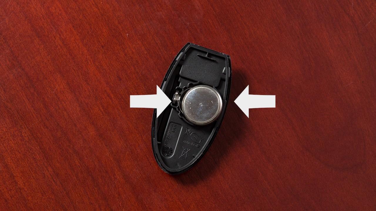 2018 Infiniti Q50 Intelligent Key Remote Battery