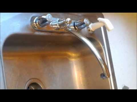 how-to-fix-a-dripping-faucet..-delta-2100-&-2400-series