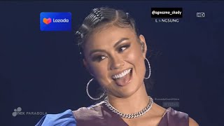 Agnez Mo - Coz I Love You Live at Lazada 1212 Event HD 1080p
